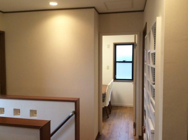 元階段を部屋にリフォーム