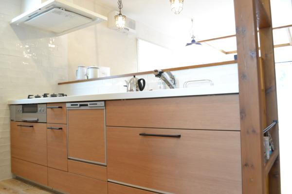 LIXIL 「アレスタ」シリーズのキッチン