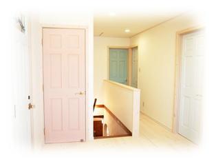 色とりどりなドア