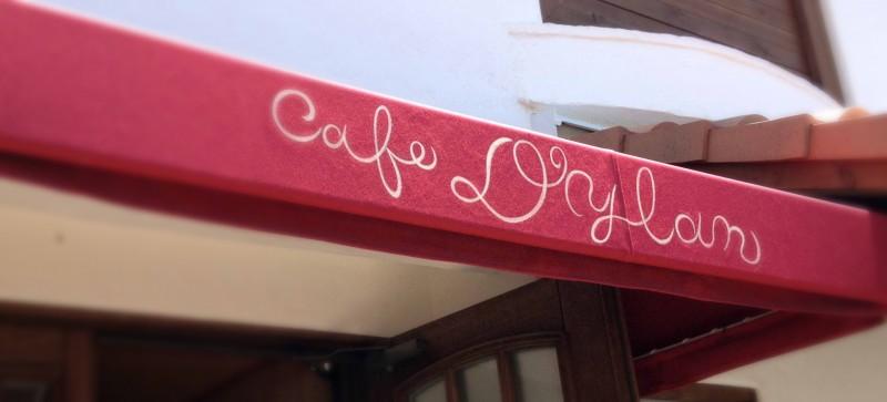 かわいいカフェ看板