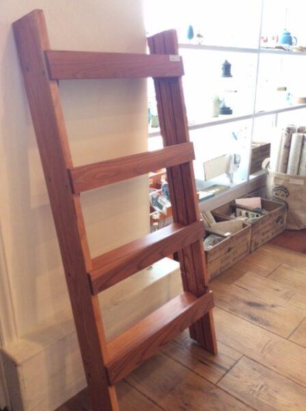 木製はしご