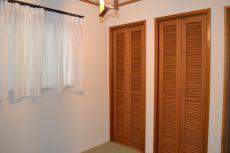 和室の収納スペースは2箇所に