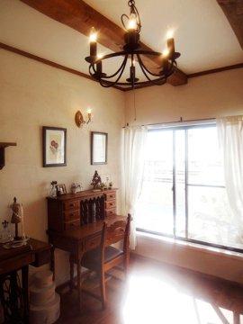 アンティーク家具の趣味室