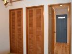 国産木製建具和室