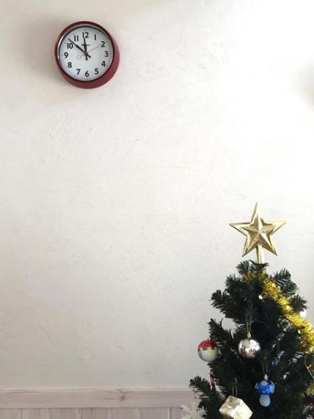 新しいお家で迎えるはじめてのクリスマス