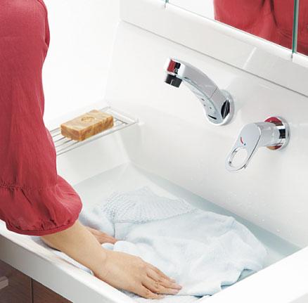 リクシル洗面化粧台ピエラ