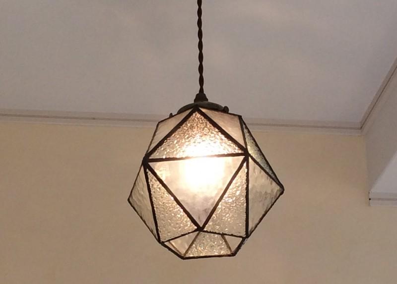レトロかわいい照明