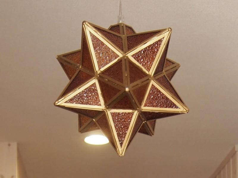 星型かわいい照明