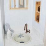 事務所トイレの洗面台