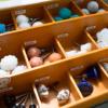 雑貨屋ガラスや陶器のDIYノブ