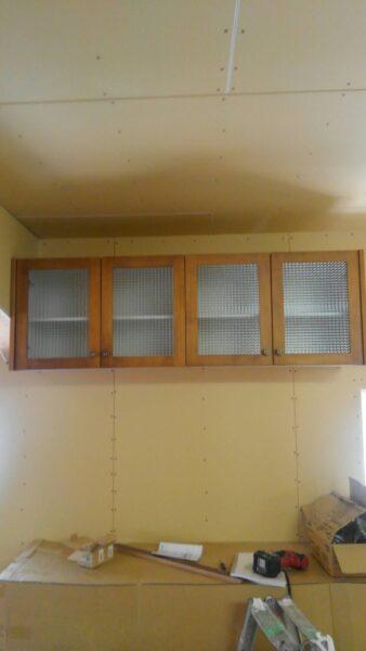 吊戸棚 ウッドワン製