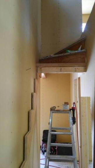 階段 新築工事 注文住宅 神戸