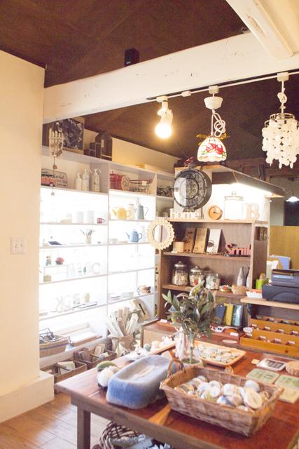 神戸市垂水区のかわいい雑貨屋