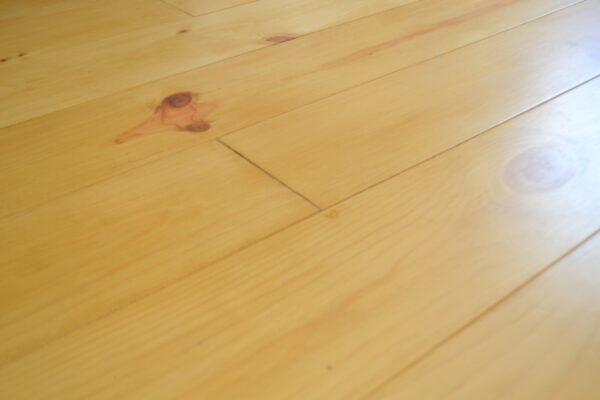 きれいな無垢床フローリング