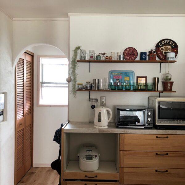 3年目のキッチン