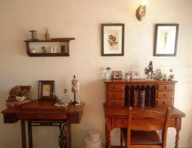 アンティーク家具の似合う部屋