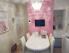 かわいいピンクの壁紙