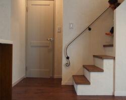 かっこいい階段まわり