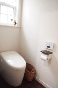 まるみがかわいいトイレ