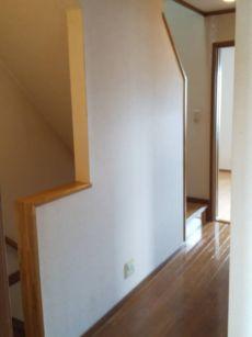 2階階段施工前